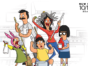 Bob's Burgers TV show on FOX: season 8 ratings (cancel or renew season 9)