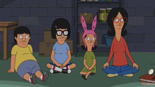 Bob's Burgers TV show on FOX: season 8 viewer voting episode ratings (cancel or renew?)
