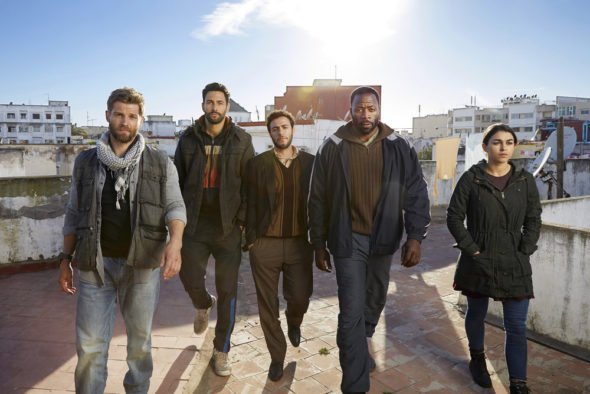 The Brave TV show on NBC: canceled or renewed?
