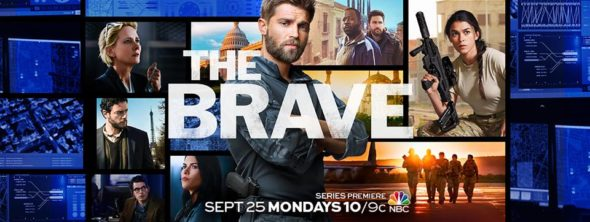 The Brave TV show on NBC: season 1 ratings (canceled or season 2 renewal?)