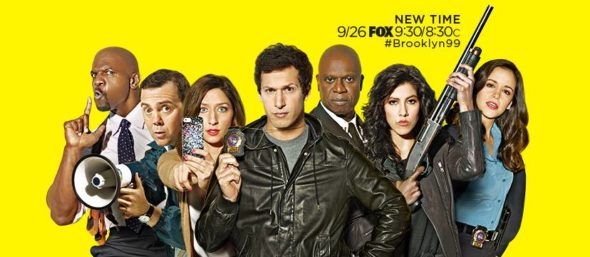 084f28736 Brooklyn Nine-Nine TV show on FOX: season 5 ratings (canceled or season