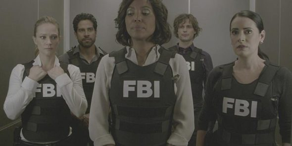 Criminal Minds TV Show: canceled or renewed?