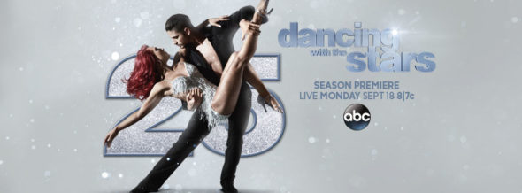Dancing with the Stars TV show on ABC: season 25 ratings (canceled or season 26 renewal?)