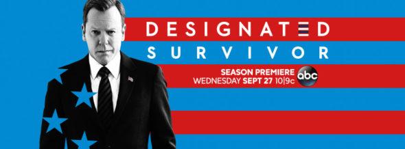 Designated Survivor TV show on ABC: season 2 ratings (canceled or season 3 renewal?)