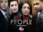 For the People TV show on ABC: (canceled or renewed?)