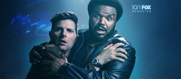 Ghosted TV show on FOX: season 1 ratings (cancel or renew season 2)