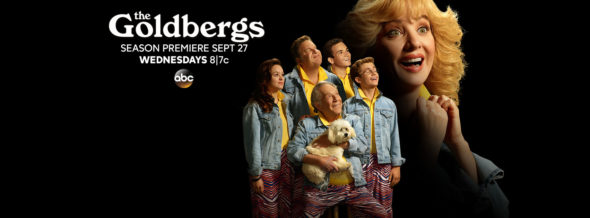 The Goldbergs TV show on ABC: season 5 ratings (canceled or season 6 renewal?)
