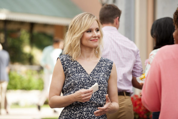 The Good Place TV show on NBC: Season 2 Viewer Votes Episode Ratings (canceled or renewed?)