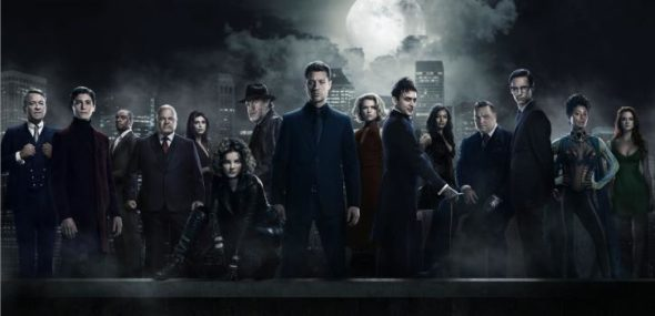 Gotham TV show on FOX: season 4 viewer voting episode ratings (canceled or renewed?)