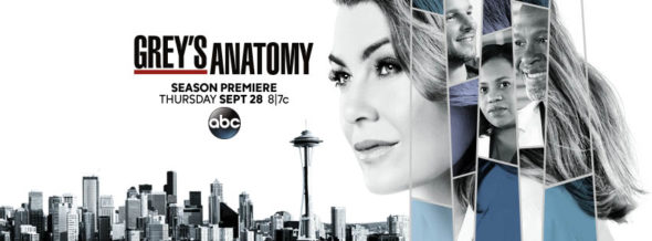 Grey's Anatomy TV show on ABC: season 14 ratings (cancel or renew for season 15?)