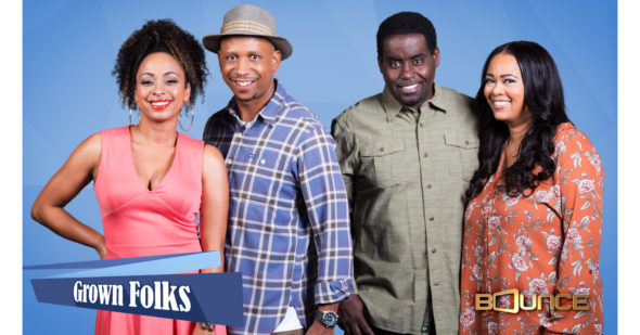 Grown Folks TV show on Bounce: canceled or season 2? (release date); Vulture Watch