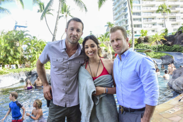 Hawaii Five-0 TV Show on CBS: season 8 viewer voting (canceled or renewed for season 9?)