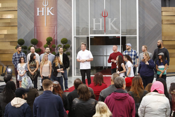 hells kitchen tv show on fox season 17 viewer voting episode ratings canceled or - Hells Kitchen Season 17