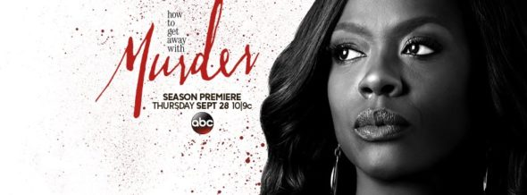 How to Get Away with Murder TV show on ABC: ratings (cancel or season 5?)