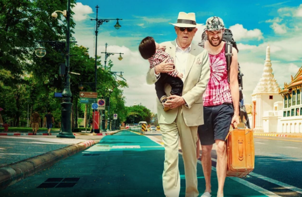 Jack Whitehall: Travels with My Father TV show on Netflix: (canceled or renewed?)