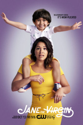 Jane the Virgin TV show on The CW: (canceled or renewed?)