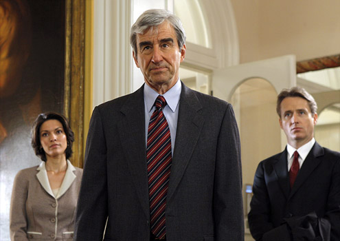 Law & Order TV show on NBC: (canceled or renewed?)
