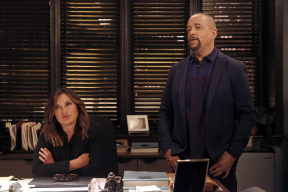 Law & Order: Special Victims Unit TV show on NBC: season 19 viewer voting episode ratings (canceled or renewed?); Law & Order: SVU: canceled or renewed?