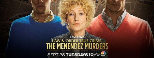 Law & Order True Crime TV show on NBC: season 1 ratings (canceled or season 2 renewal?)