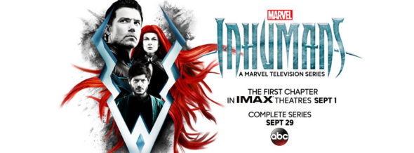 Marvel's Inhumans TV show on ABC: season 1 ratings (canceled or season 2 renewal)