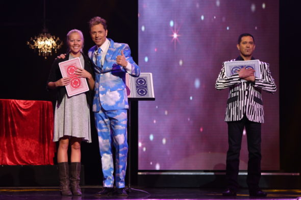 Masters of Illusion TV Show: canceled or renewed?
