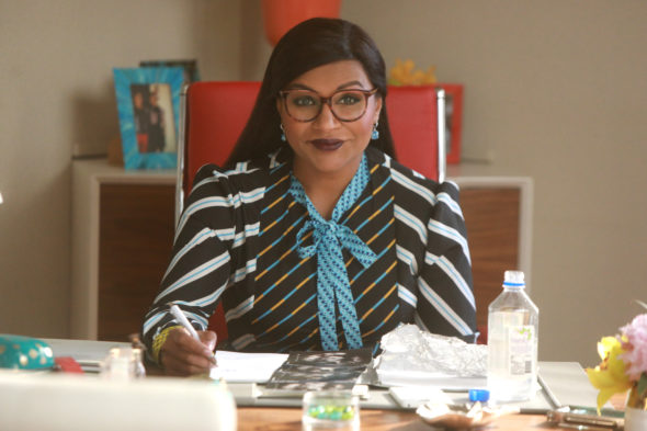 The Mindy Project TV show on Hulu: canceled or season 7? (release date)