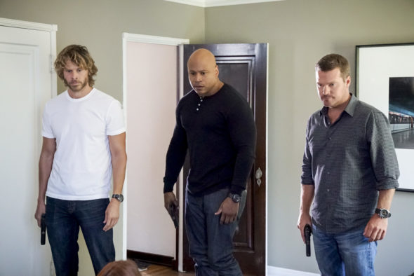 NCIS: LA / NCIS: Los Angeles TV show on CBS: cancel or season 9? (release date); Vulture Watch