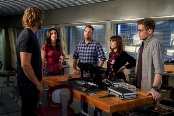 NCIS: LA / NCIS: Los Angeles TV show on CBS: season 8 viewer voting episode ratings (cancel or renew season 9)