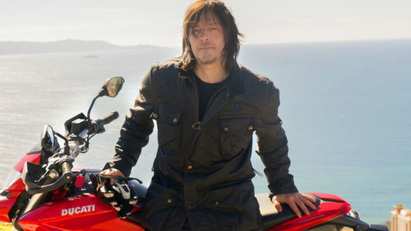 Ride with Norman Reedus TV show on AMC renewed for season three