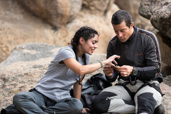 Running Wild with Bear Grylls TV Show: canceled or renewed?