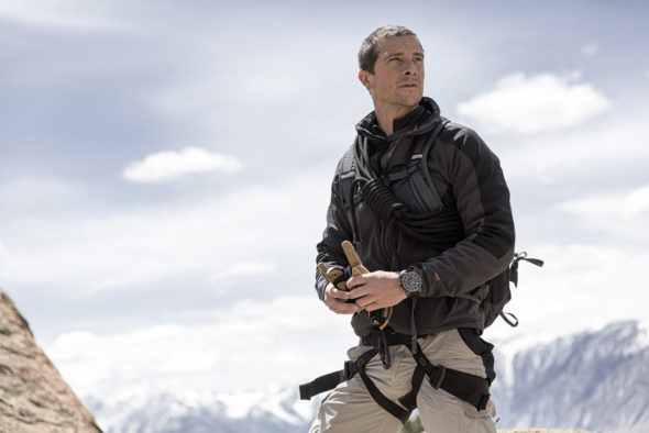 Running Wild with Bear Grylls TV Show on NBC: Season 3 Viewer Votes Episode Ratings (canceled or renewed?)