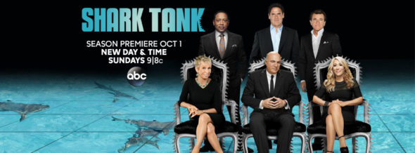 Shark Tank TV show on ABC: season 9 ratings (cancel or renew season 10)