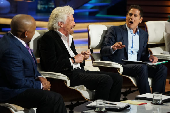 Shark Tank TV show on ABC: season 9 viewer voting episode ratings (canceled or renewed?)
