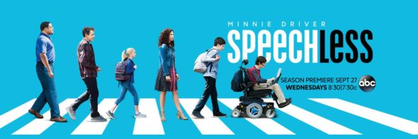 Speechless TV show on ABC: season 2 ratings (canceled or season 3 renewal?)