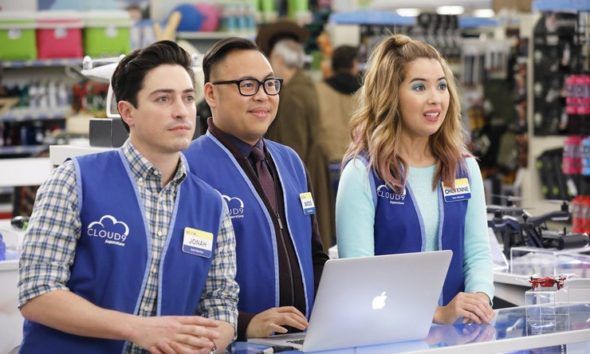 Superstore TV show on NBC: season 3 viewer voting