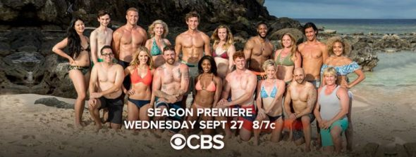 Survivor TV show on CBS: season 35 ratings (canceled or season 36 renewal?)