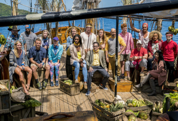 Survivor TV show on CBS: season 35 viewer voting episode ratings (canceled or renewed?)