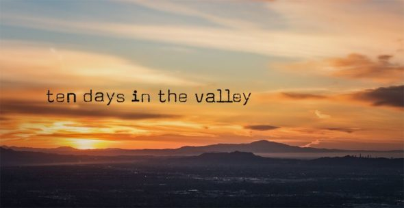 Ten Days in the Valley TV show on ABC: canceled or renewed?
