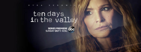 Ten Days in the Valley TV show on ABC: season 1 ratings (cancel or renew season 2?)