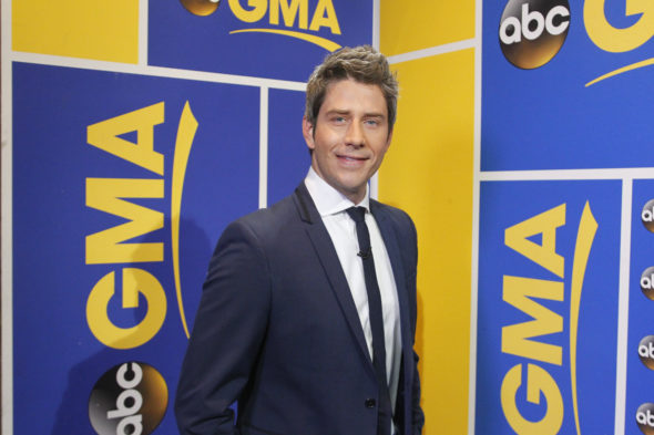 Race vehicle driver Arie Luyendyk Jr. is ABC's new 'Bachelor'