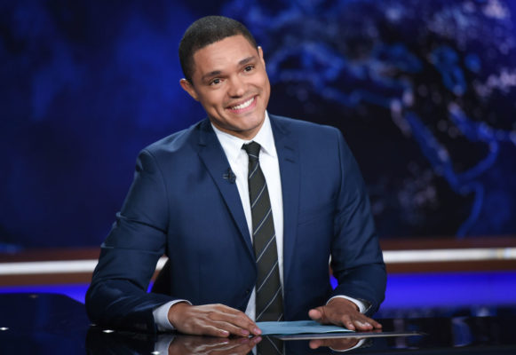 The Daily Show with Trevor Noah TV show on Comedy Central: (canceled or renewed?)