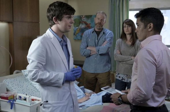 review of the good doctor I, for one can not believe the reviews i have read it is totally unfathomable that  people have such narrow minds first off it is a television show nothing more.