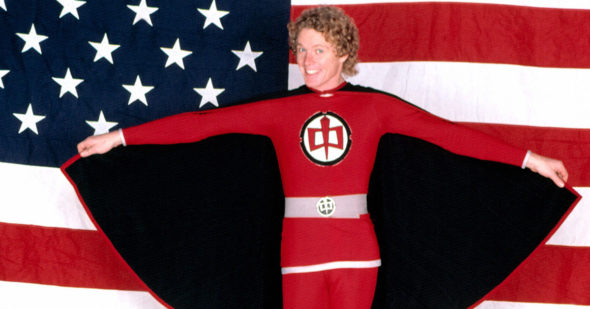 The Greatest American Hero TV show on ABC: (canceled or renewed?)