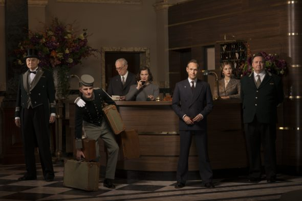 The Halcyon TV show on Ovation: canceled or season 2? (release date); Vulture Watch