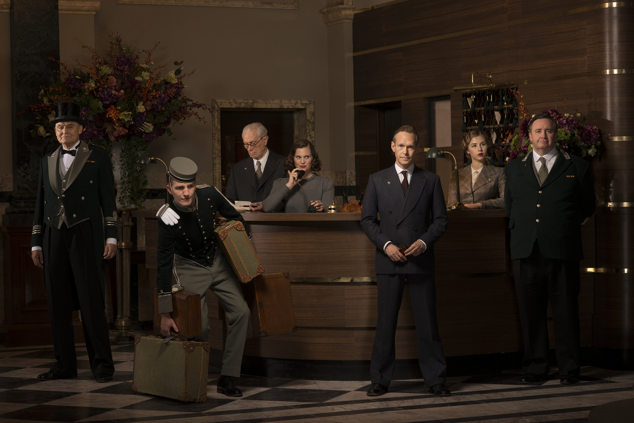 The Halcyon On Ovation Cancelled Or Season 2 Release Date