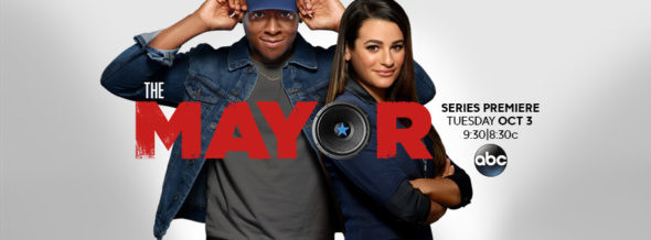 The Mayor TV show on ABC: season 1 ratings (cancel renew season 2?)