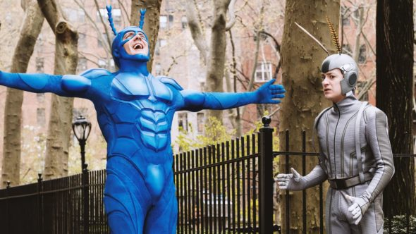 Image result for amazon the tick season one