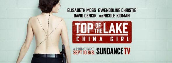 Top of the Lake TV show on SundanceTV: season 2 ratings (canceled or season 3 renewal)