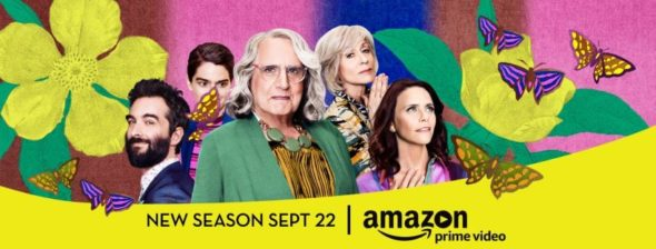 Transparent TV show on Amazon: canceled or season 5? (release date); Vulture Watch