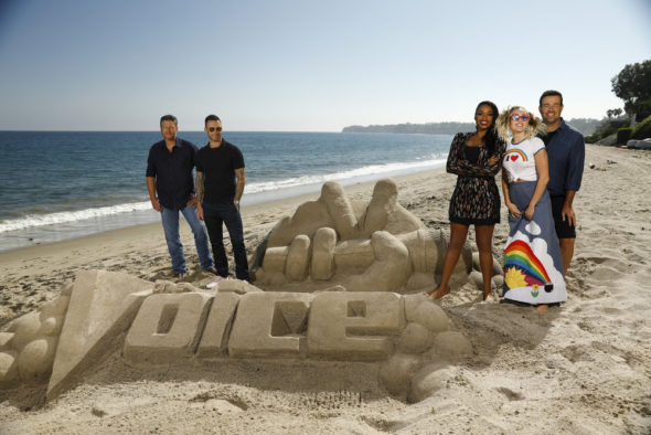 The Voice TV show on NBC: Season 13 Viewer Votes Episode Ratings (canceled or renewed?)